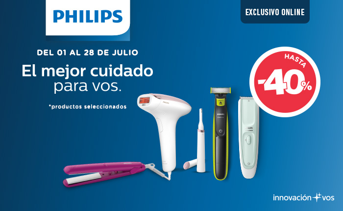 Philips one blade NewHome