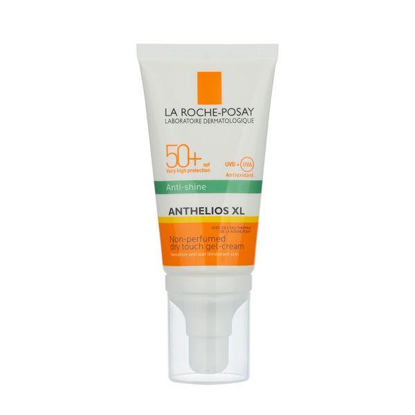 Protector-Solar-facial-Gel-Crema-Toque-Seco-antibrillo-Anthelios-XL-FPS-50---x-50-ml