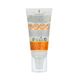 Protector-Solar-facial-Gel-Crema-Toque-Seco-antibrillo-Anthelios-XL-FPS-50---x-50-ml
