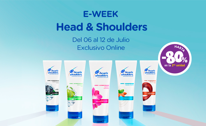 Head and Shoulders NewHome