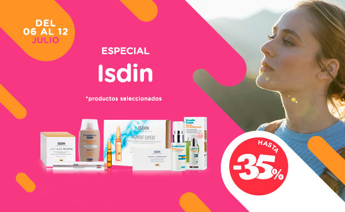 Especial Isdin NewHome