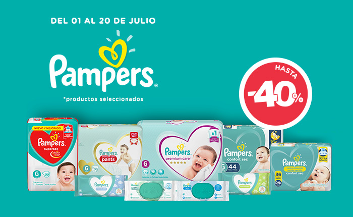 Pampers NewHome