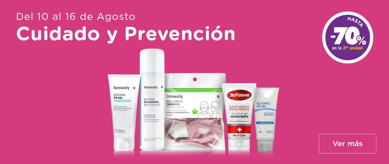 Novedades Premium Cuidado y prevencion NewHome