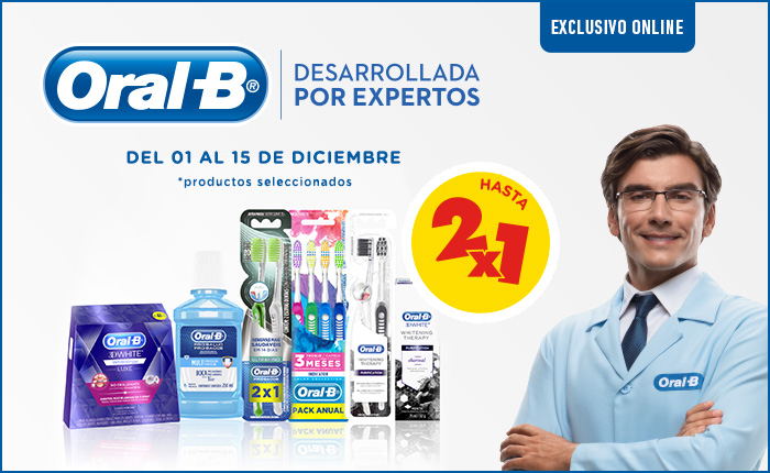 Oral b NewHome