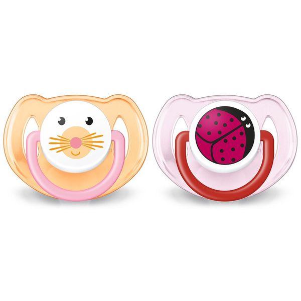 chupete-avent-silicona-suave-6-18-meses-rosa-de-animales-x-2-un