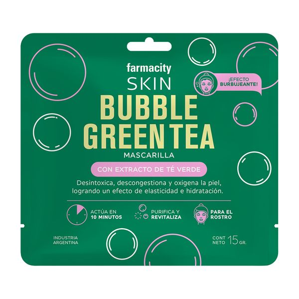 mascara-facial-farmacity-skin-bubble-green-tea