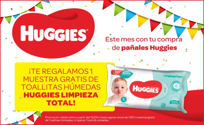 Promo huggies NewHome