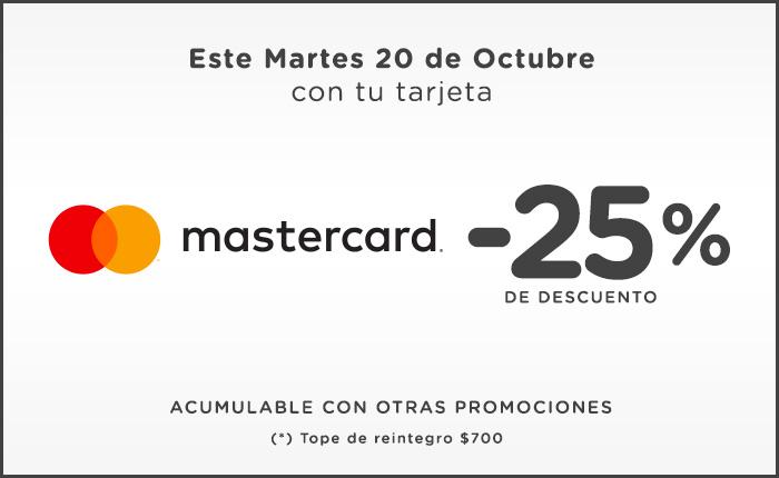 Mastercard Martes NewHome