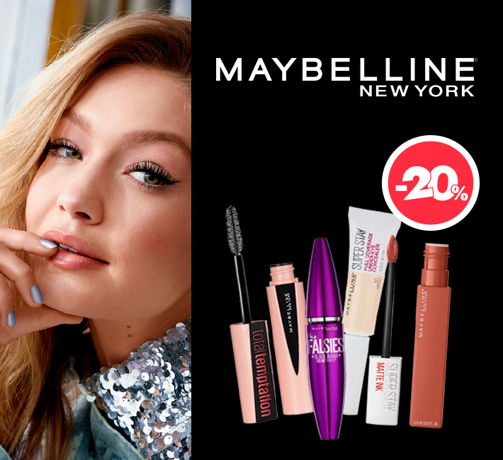 Novedades Premium Maybelline 20 Mobile NewHome