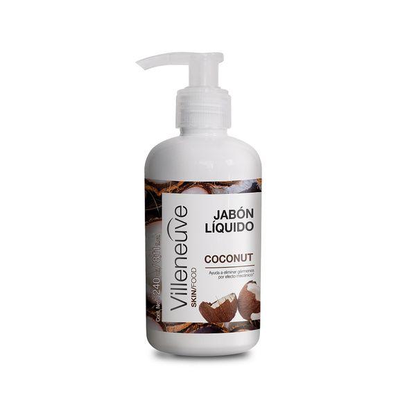 jabon-liquido-villeneuve-coco-x-240-ml
