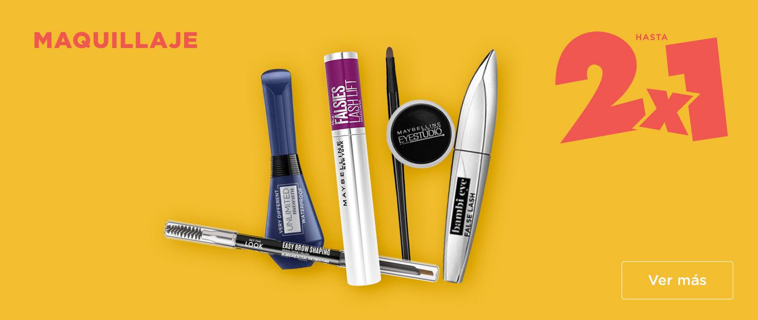Novedades Premium Maquillaje 2x1 NewHome
