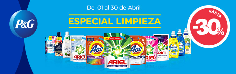 P&G Limpieza NewHome