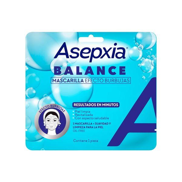 mascarilla-asepxia-balance-efecto-burbujas