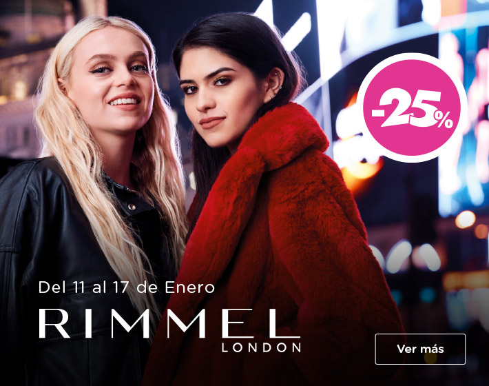 Coty Rimmel Novedades Premium Mobile NewHome