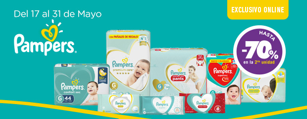 P&G Pampers NewHome