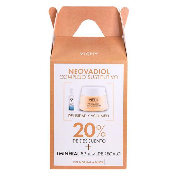 bom-vichy-crema-facial-neovadiol-complexe-substitutif-x-50-g-mineral-89-x-10-ml-de-regalo