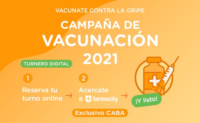 Farmacity campaña vacunacion NewHome