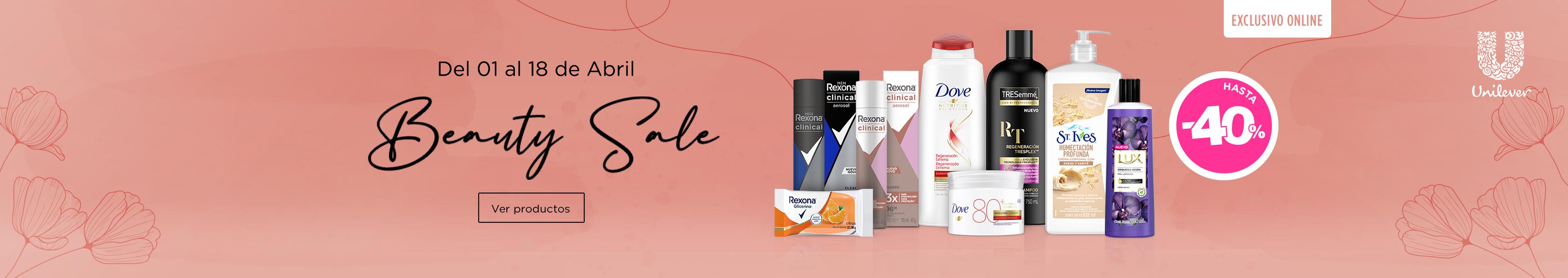Unilever Beauty sale NewHome