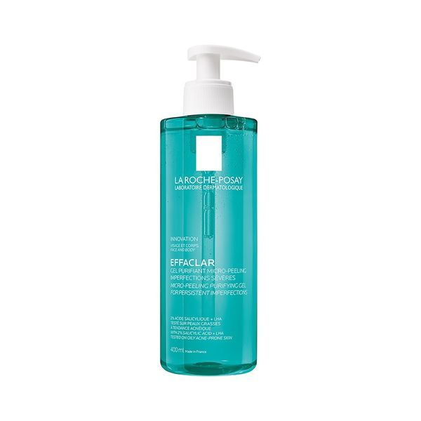 gel-micro-exfoliante-la-roche-posay-effaclar-x-400-ml