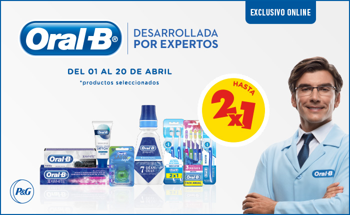 P&G Oral b NewHome
