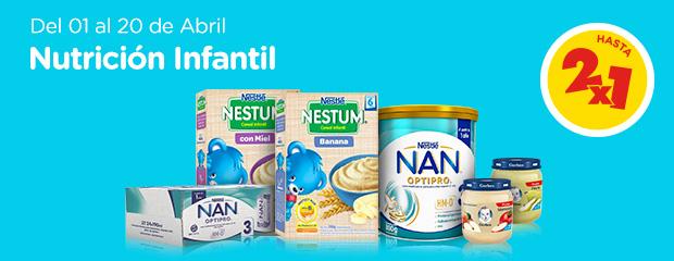 Nestle Nutricion infantil NewHome