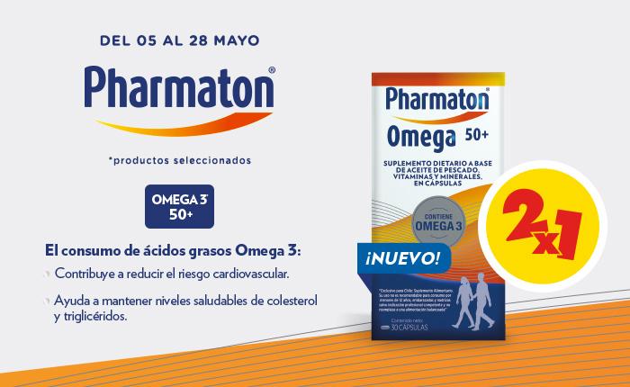 SANOFI Pharmaton Omega NewHome