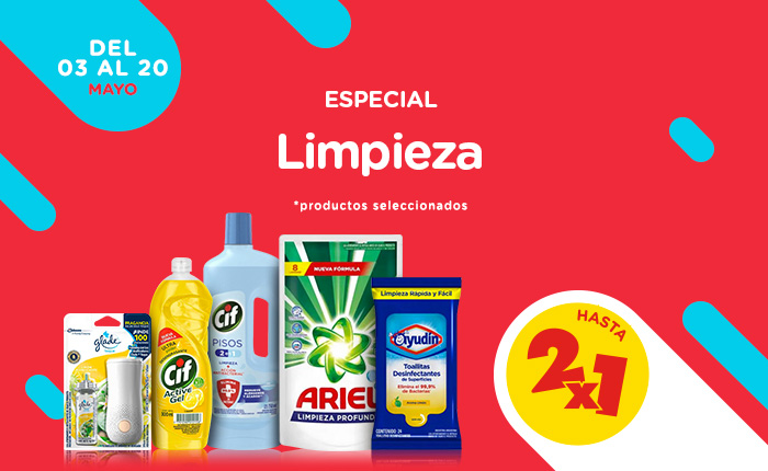 Farmacity Especial limpieza NewHome
