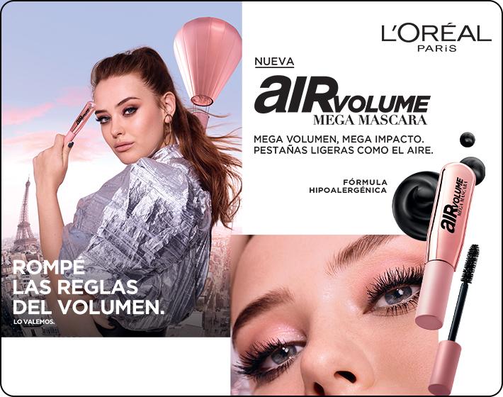LorealDPGP Air Volume Novedades Premium Mobile NewHome