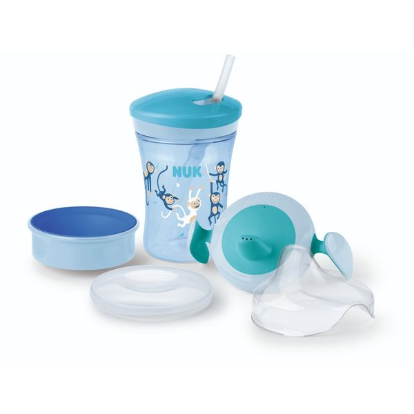 set-de-vasos-nunk-evolution-cups-azul