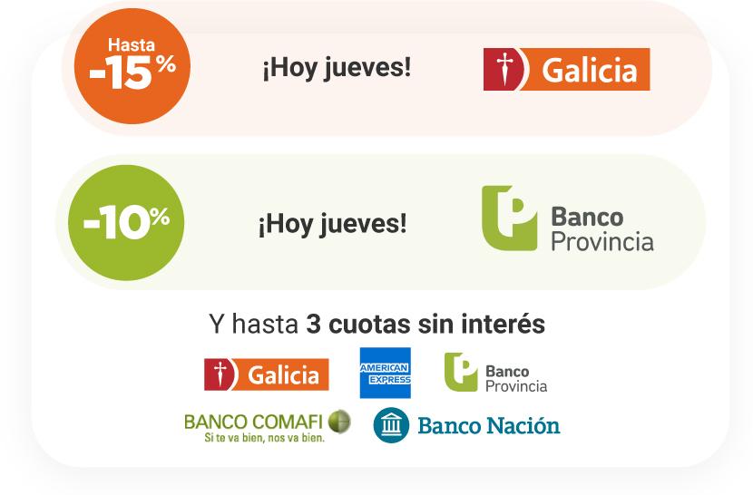 Promociones Bancarias Mobile