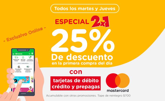 Promo Mastercard NewHome