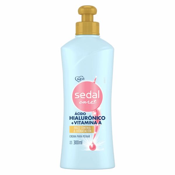 crema-para-peinar-sedal-acido-hialuronico-vitamina-a-x-300-ml