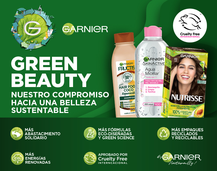 LorealDPGP Graen Beauty Loreal Garnier