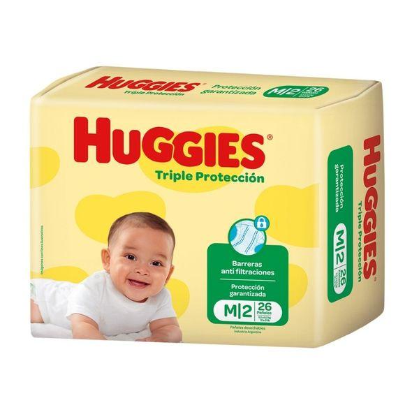 pañales-huggies-triple-proteccion-megapack