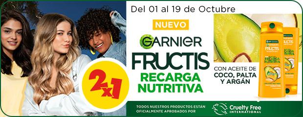 LOREALDGPG_Lanzamiento_Fructis_recarga_nutritiva